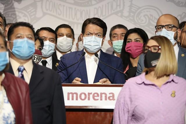 02/09/2020 Conferencia de Prensa GP Morena