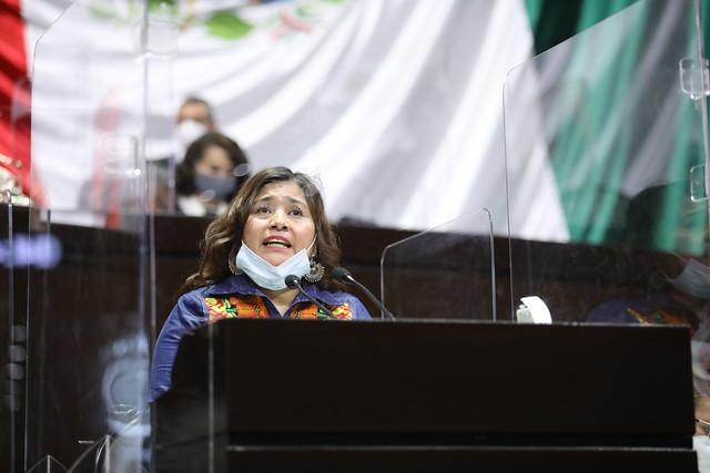 02/09/2020 Tribuna Dip. Rosalinda Dominguez Flores