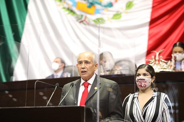 08/09/2020 Tribuna Dip. Carlos Iván Bobadilla Ayala