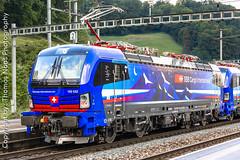SBB Cargo International, 193 532-9 : Rhein, Nightpiercer 2