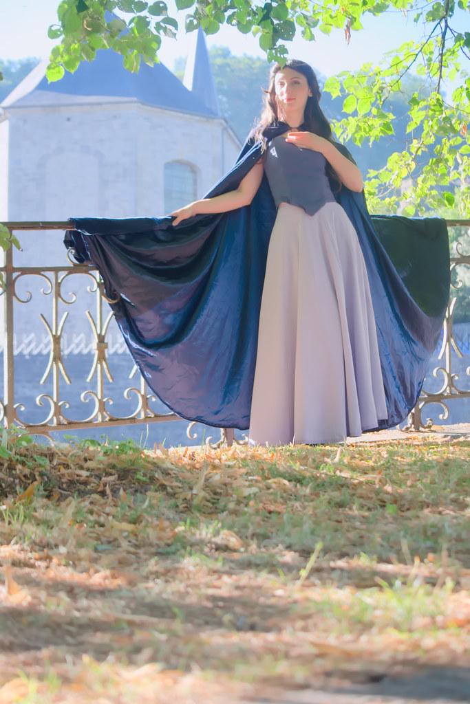 related image - Shooting La Petite Sirène - Ariel & Vanessa - Mito Lowe & Dshubba - Durbuy - Belgique -2020-07-31- P2211142