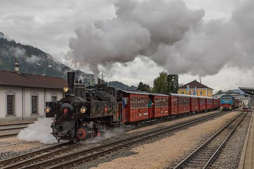Lok 3 (4790) Tirol Zillertalbahn Jenbach