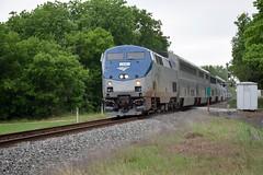 Amtrak #22 'Texas Eagle'