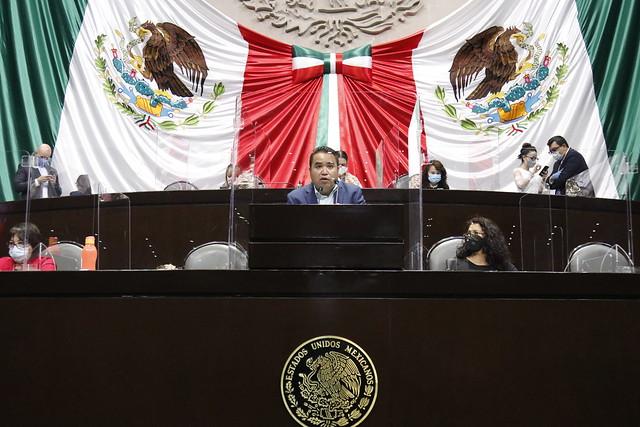 08/09/2020 Tribuna Diputado Heriberto Aguilar Castillo