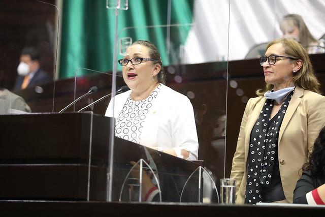 08/09/2020 Tribuna Dip. Isabel Alfaro