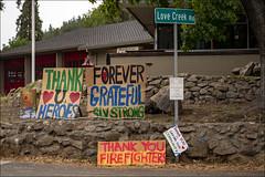 Ben Lomond Firehouse, Ben Lomond Gratitude