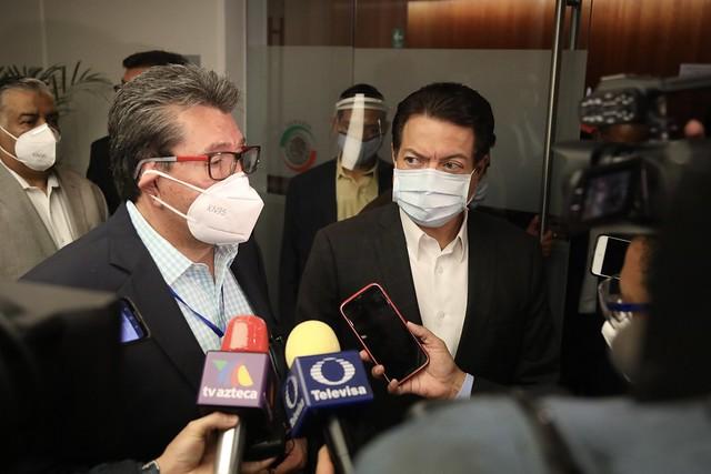 03/09/2020 Entrevista Dip. Mario Delgado