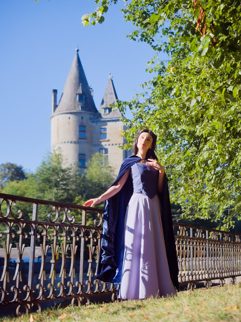 related image - Shooting La Petite Sirène - Ariel & Vanessa - Mito Lowe & Dshubba - Durbuy - Belgique -2020-07-31- P2211137