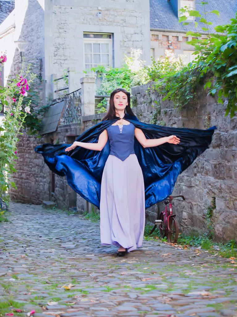 related image - Shooting La Petite Sirène - Ariel & Vanessa - Mito Lowe & Dshubba - Durbuy - Belgique -2020-07-31- P2211192