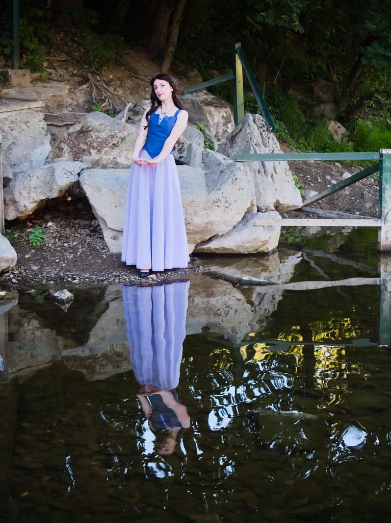 related image - Shooting La Petite Sirène - Ariel & Vanessa - Mito Lowe & Dshubba - Durbuy - Belgique -2020-07-31- P2211300