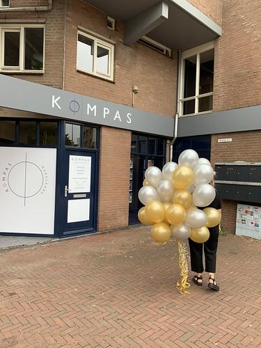 Heliumballonnen Kompas Makelaars Spijkenisse