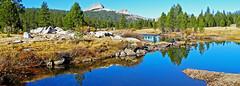 Tranquility at Tuolumne Meadows, Yosemite 2018