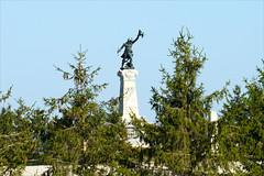 Le monument au général Kellermann (Valmy)