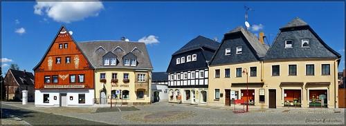Obermarkt zu Neusalza-Spremberg