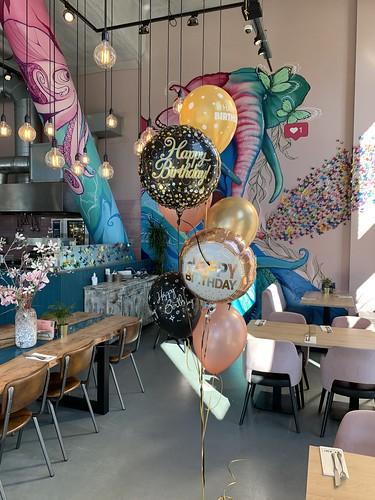 Ballonboeket Verjaardag By Ami Rotterdam