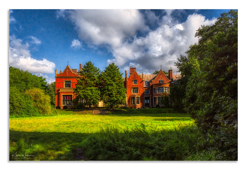 Abney Hall - Explore September 9, 2020