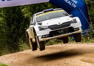 2020 WRC Rally Estonia