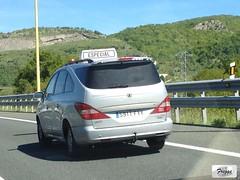 SsangYong Rodius 270 XDi - Spain