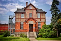 Ottawa Ontario - Canada - Biological Laboratory - Health of Animals - Department of Agriculture - Historic