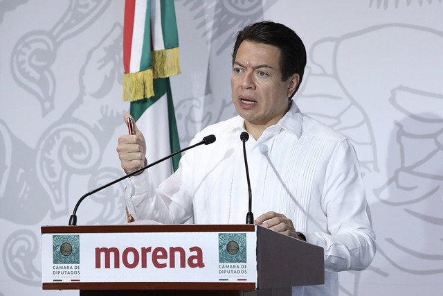 09/09/2020 Conferencia De Prensa Diputado Mario Delgado