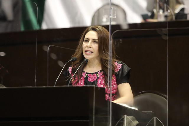 09/09/2020 Tribuna Dip. Rocío Barrera Badillo