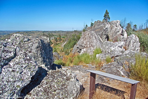 Miradouro da Penha - Póvoa de São Cosme - Portugal 🇵🇹