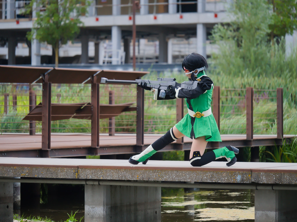 related image - Shooting Sinon - Ordinal Scale - Sword Art Online - Mikado Pounia - Lille -2020-07-31- P2211540