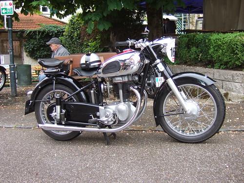HOREX Regina 350 - 1953