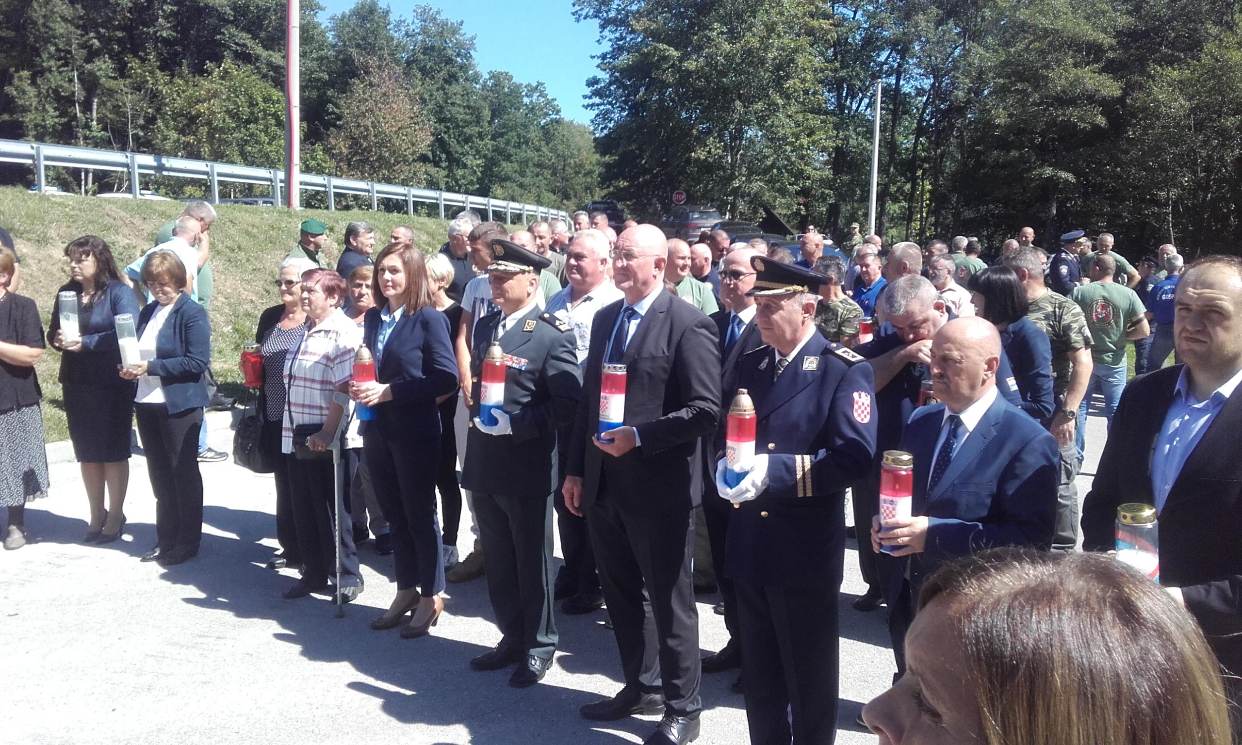 Svečano obilježena 27. obljetnica VRO Medački džep
