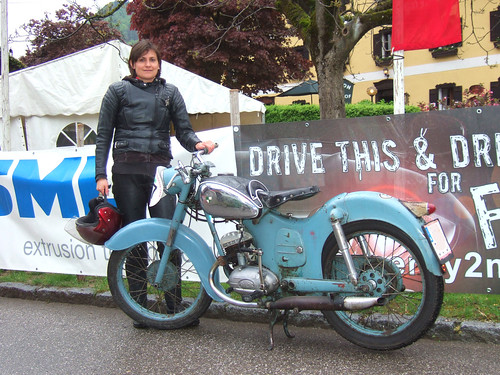 PUCH 125 TL - 1953