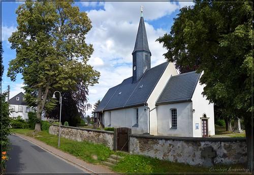Dorfkirche Leppersdorf