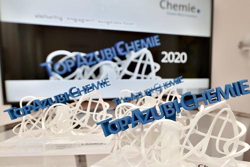 """Auszeichnung """"Top Azubi Chemie 2020"""""""