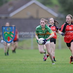 Ladies Under 16 - Castleblayney v Truagh.