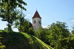 Prague-Krteň, Church of Saints John and Paul