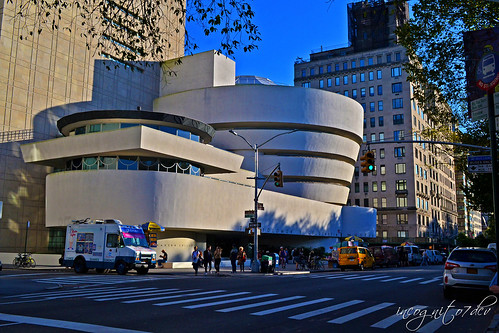 The Guggenheim Museum 5th Ave UES Upper East Side Manhattan New York City NY P00646 DSC_0818