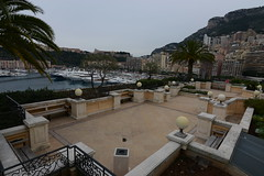 Eclectic architecture of Monaco