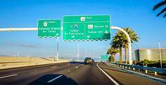 Tampa, Florida -  Florida State Road 60