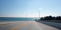 Courtney Campbell Causeway, Florida