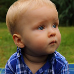 Pensive Portrait by Rob Draper