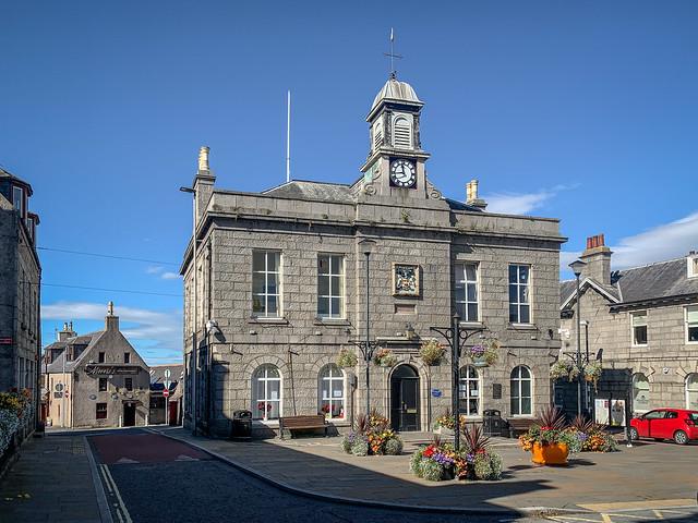 Oldmeldrum Town Hall