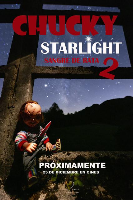 Chucky StarlightSangre de rata 2
