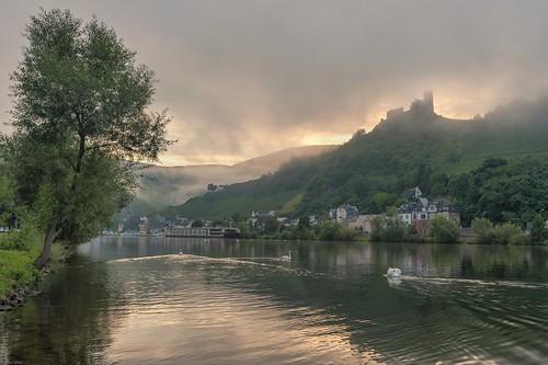 *Bernkastel-Kues on a September morning*
