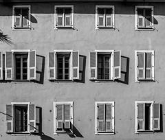 French Riviera windows