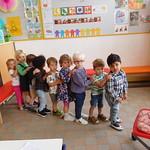 3. Klassikale activiteiten in de bumba-nijntjesklas.