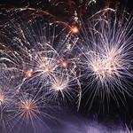 Festival Fireworks by John Reddington
