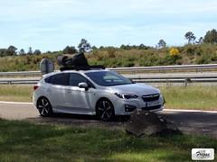 Apple Maps Subaru Impreza Hatchback - France