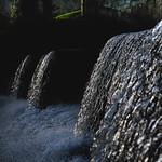 Metallic Waterfall Brocket by Phil Luck