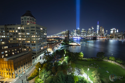 Tribute in light 2020