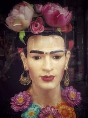 Frida Kahlo Sculpture