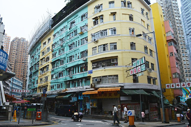 Colours of Kowloon